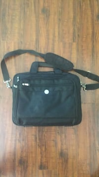 black laptop 2-way handbag Austin, 78745