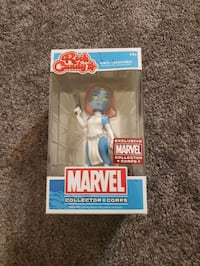 Marvel collector corps Mystique funko Suffolk