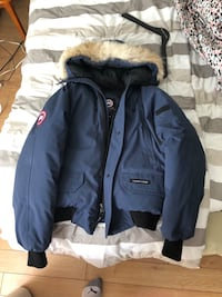 AUTHENTIC Canada Goose Chilliwack Bomber Navy Blue Jacket Calgary, T3C 0P9