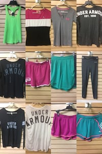Athletic wear at snuffys under Armour Nike  Fairview, 17070