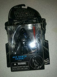 STAR WARS #03 DARTH VADER THE BLACK SERIES NEW FAC Naperville, 60563
