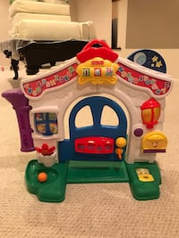 Fisher Price laugh n learn home 6 km