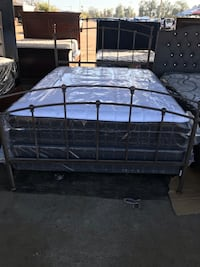 Full bed with mattress new Bakersfield, 93307