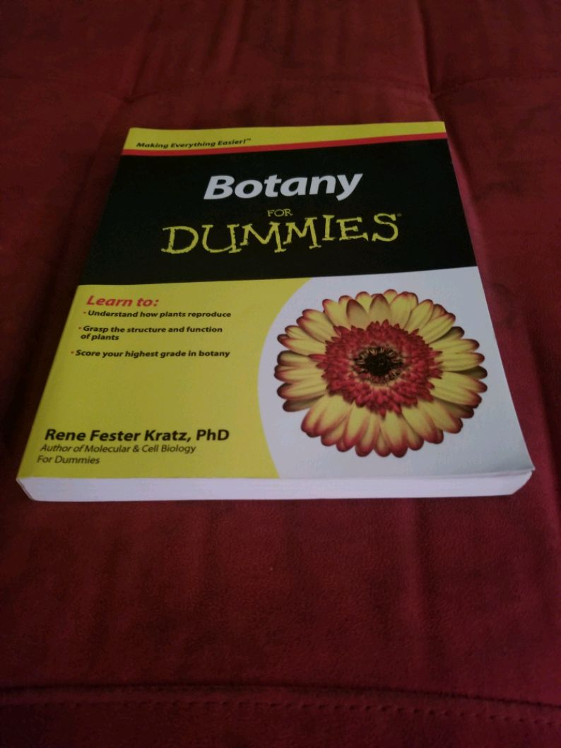 Botany For Dummies