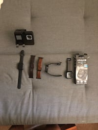 Apple Watch series 4 44mm (not cellular) plus lot of Apple Watch accessories  Annapolis, 21401