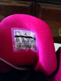 pink and black fitted cap Fort Worth, 76119