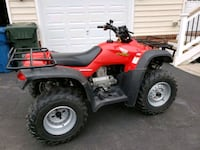 Honda Rancher 4x4 with winch and plow Ashburn, 20148