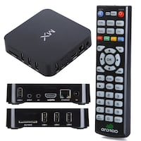 MX Android Box Hamilton, L8P
