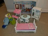 American Girl Furniture and Accessories Alexandria, 22310