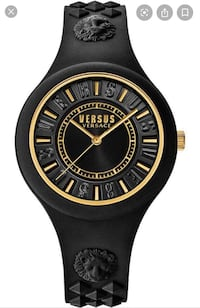 Brand new high-end Versus Versace unisex watch Oslo, 0553