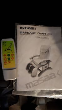 Massage chair - Masaaki Toronto
