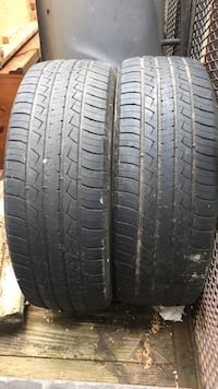 two automotive winter tires Cross Junction, 22625
