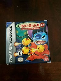 NEW Gameboy Advance game. Local pickup only Falls Church