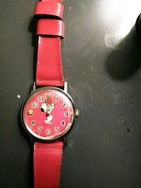 1958 Snoopy windup watch