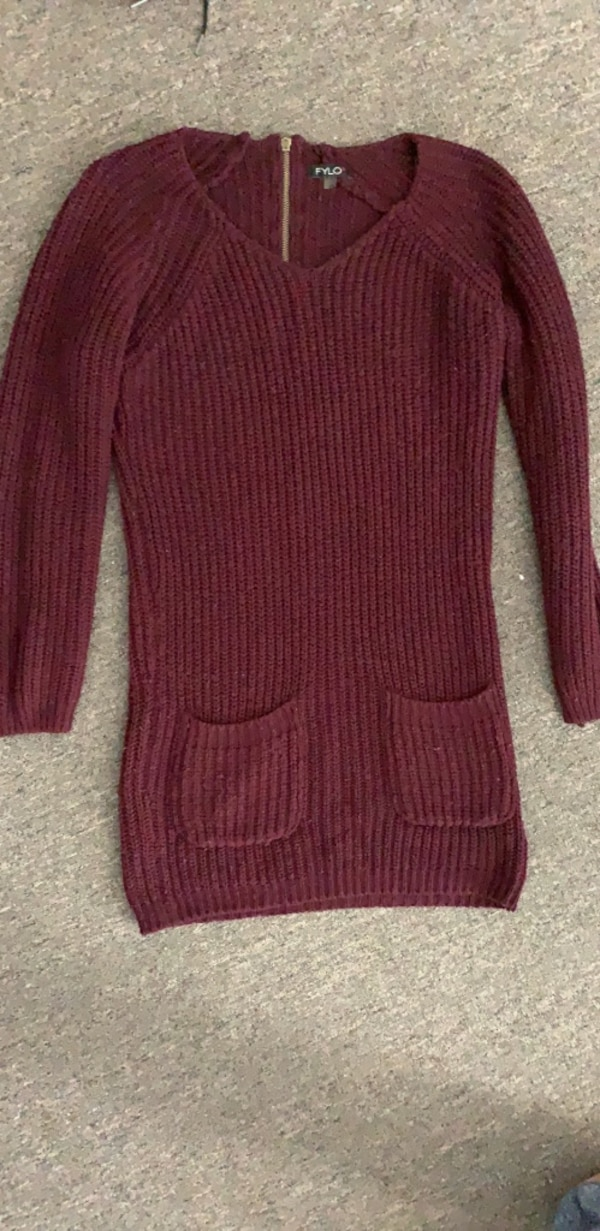 Purple Sweater Dress e2e1f095-230e-4439-b509-1835d4caa6d4