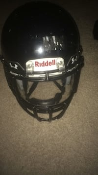 black and white Riddell football helmet Rockville, 20852