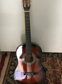 brown and black classical guitar Yuba City, 95993
