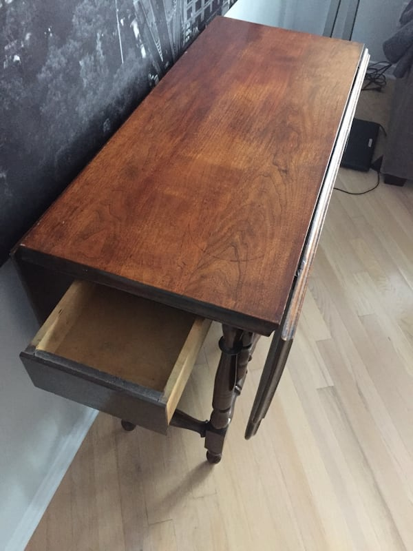 Antique console table for sale 2