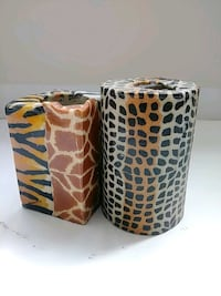 Animal print candles Mississauga, L5M 3R9
