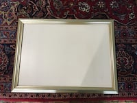 """Golden Picture Frame 17""""x24"""""""