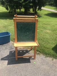 Brown wooden framed chalkboard/dry erase board eisle Knoxville, 37918