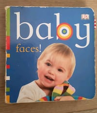 Baby faces DK board book  Mississauga, L5G 2A3