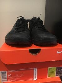 Nike Black Metcon 4 Size 10  Washington, 20024