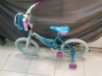 Frozen theme girls kiddie bicycle Pembroke Pines, 33024