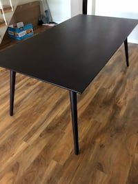 Solid bamboo dining table with walnut stain Honolulu, 96826