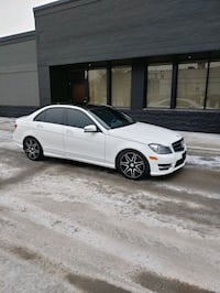 2014 Mercedes-Benz C350 4Matic AMG PKG/ VERY CLEAN Vaughan