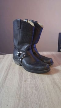 Canada Made Leather Boots size 11 1/2 Midland, L4R 0A1