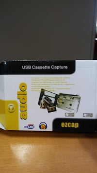 USB Cassette Capture Washington