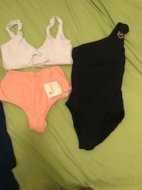 Bathing suits. Two piece still has tags, never worn  Morongo Valley, 92256