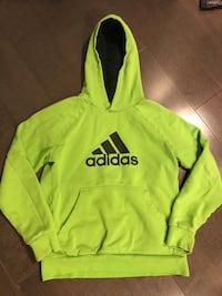 Kids adidas hoodie size youth large (8-10) Surrey, V4N 6A2