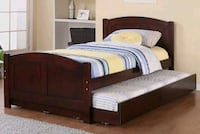 New twin bed with trundle Las Vegas, 89103
