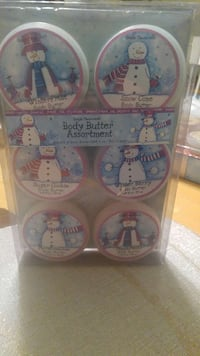 holiday body butter gift set Grafton, 53024