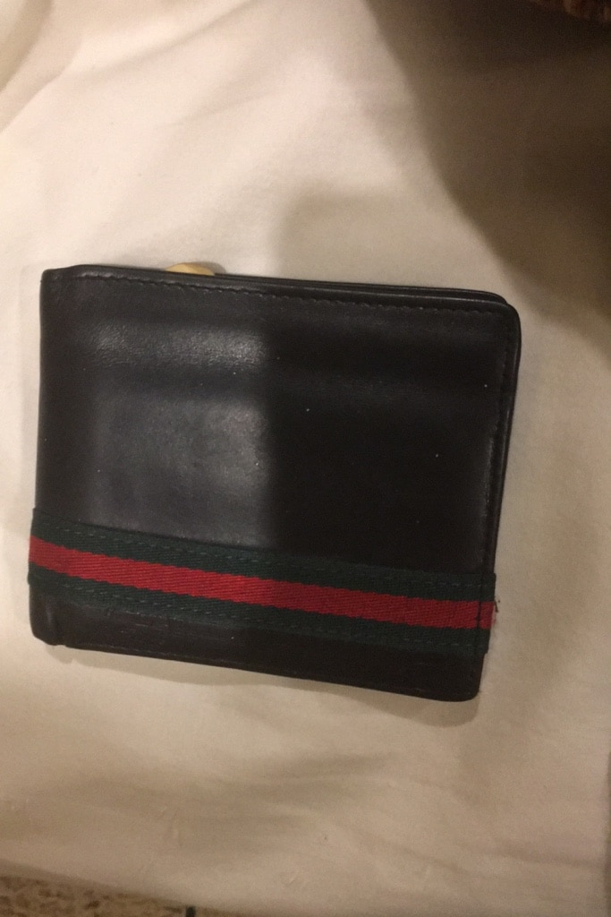Photo Gucci wallet authentic