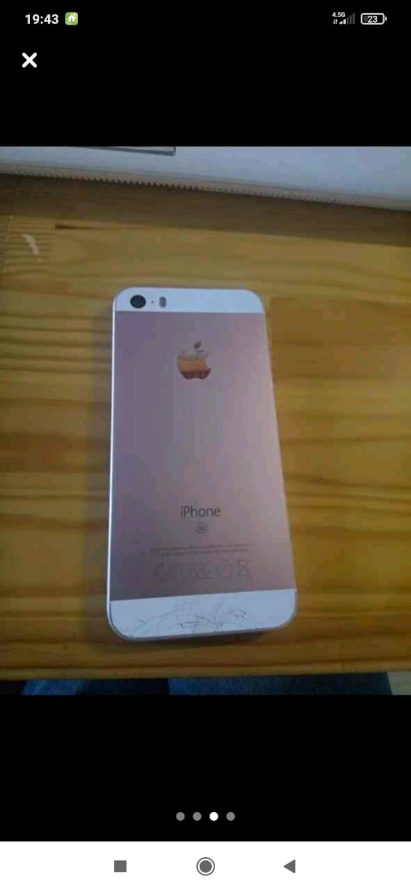 iPhone SE 32 Gb 0