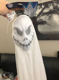 New Hanging Ghost 7' Decoration! Concord, 94520