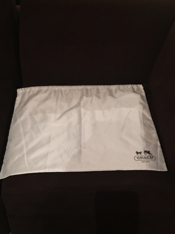 COACH Dustbags—1 for $6 or 2 for $10—Never Used