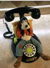 Telemania Goofy Animated Phone. Meet in Winchester Winchester, 22602