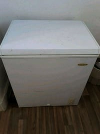 white front load clothes dryer Baltimore, 21215