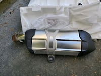 BMW GS1200 OEM exhaust Vancouver