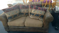 Sofa and Loveseat with coffee table complete set in great condition non-smoker Aurora, 80016
