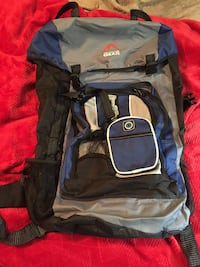 Large camping backpack Calgary, T2Y 4R3