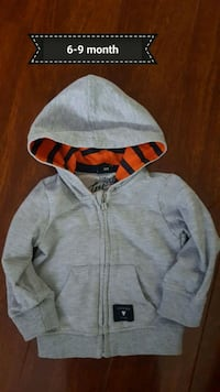 EUC Guess hoodie infant baby Mississauga, L5L 2E9