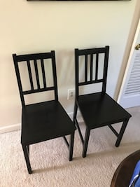 IKEA chairs (both) for $25 Catonsville, 21228
