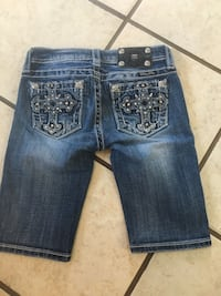 Girls Miss Me Shorts!  Excellent Condition! Size 10 Vance, 35490