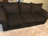 Dark Brown Sofa Richfield, 53033