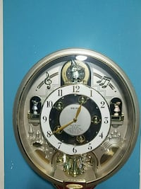 Seiko wall clock charming bell. Germantown, 20874